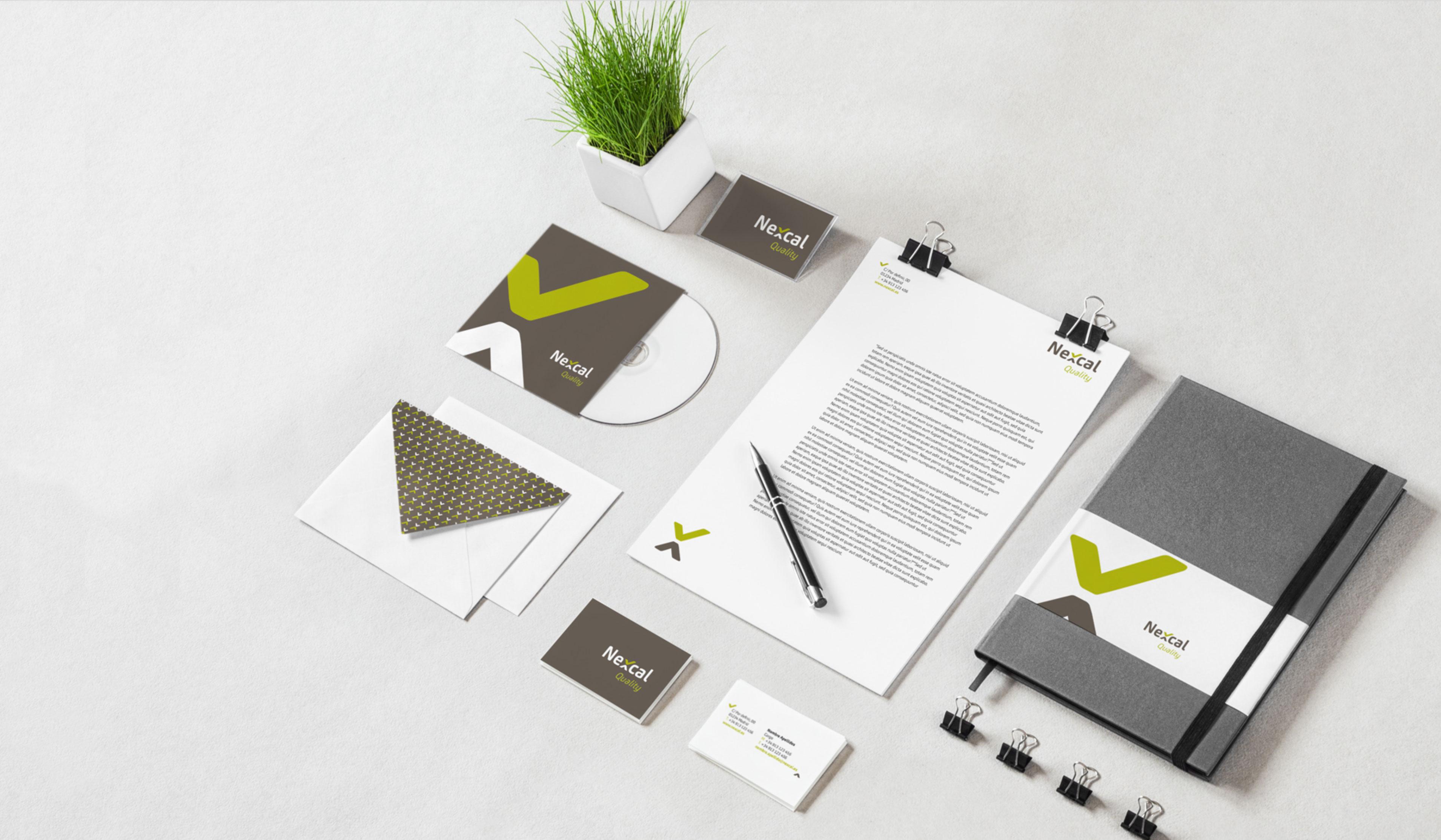 diseño corporativo de marca y branding madrid