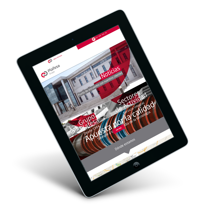 empresa diseño web madrid responsive