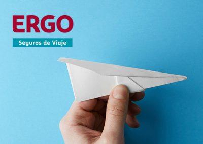 Cambio de marca ERGO Seguros de Viaje