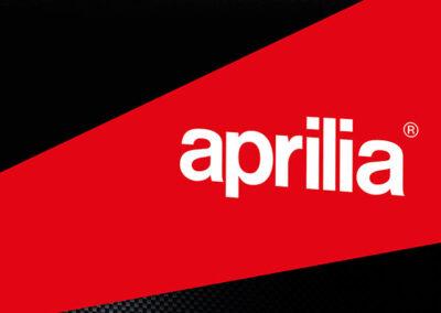 Publicidad Aprilia