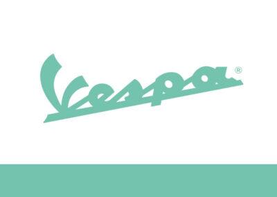Publicidad Motos Vespa